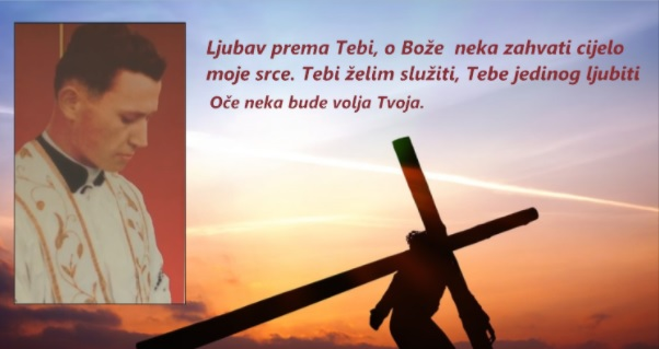 Križni put bl. Miroslav Bulešić 3. postaja